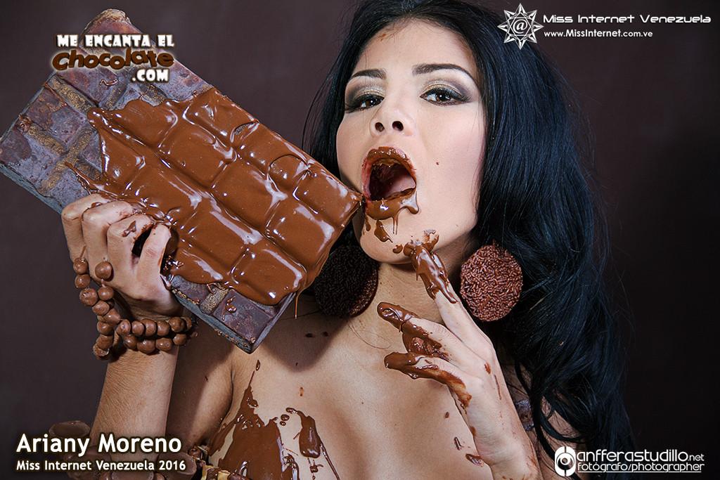 Ariany Moreno Miss Internet Venezuela 2016